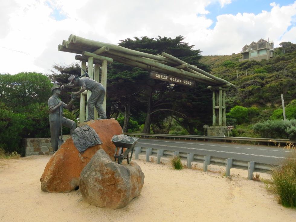 The-Great-Ocean-Road-Memorial-Arch